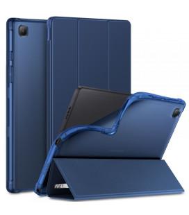 """Mėlynas atverčiamas dėklas Samsung Galaxy Tab A7 10.4 T500/T505 planšetei """"Infiland Smart Stand"""""""