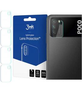 """Kameros apsauga Xiaomi Poco M3 telefonui """"3MK Lens Protection"""""""