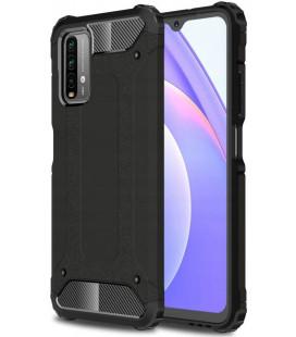 """Juodas dėklas Xiaomi Poco M3 telefonui """"Tech-Protect Xarmor"""""""