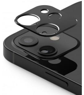 "Juoda kameros apsauga Apple iPhone 12 Mini telefonui ""Ringke Camera Styling"""