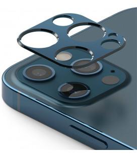 "Mėlyna kameros apsauga Apple iPhone 12 Pro Max telefonui ""Ringke Camera Styling"""
