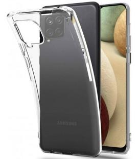 """Skaidrus dėklas Samsung Galaxy A12 2020 / 2021 telefonui """"Tech-Protect Flexair"""""""
