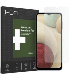 "Ekrano apsauga Samsung Galaxy A12 2020 / 2021 telefonui ""HOFI Hybrid Glass"""