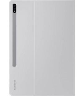 """Originalus pilkas atverčiamas dėklas Samsung Galaxy Tab S7 Plus planšetei """"EF-BT970PJE"""""""