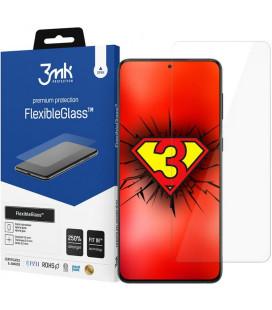 "Ekrano apsauga Samsung Galaxy S21 Plus telefonui ""3MK Flexible Glass"""