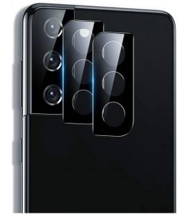 """Apsauginis grūdintas stiklas Samsung Galaxy S21 Plus telefono kamerai apsaugoti """"ESR Camera Lens"""""""