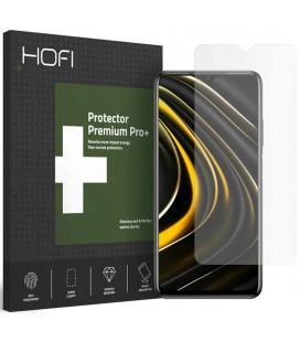 """Ekrano apsauga Xiaomi Poco M3 telefonui """"HOFI Hybrid Pro+"""""""