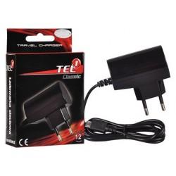 """Mini USB pakrovėjas 1A """"Tel1 Classic"""""""
