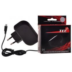 """Pakrovėjas 2A + Micro USB laidas """"Tel1"""""""