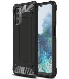 """Juodas dėklas Samsung Galaxy A32 5G telefonui """"Tech-Protect Xarmor"""""""