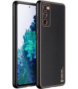 """Juodas dėklas Samsung Galaxy S20 FE telefonui """"Dux Ducis Yolo"""""""