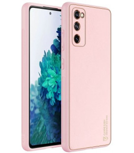 """Rožinis dėklas Samsung Galaxy S20 FE telefonui """"Dux Ducis Yolo"""""""