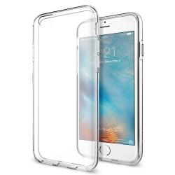 """Skaidrus dėklas Apple iPhone 6/6s telefonui """"Spigen Liquid Armor"""""""