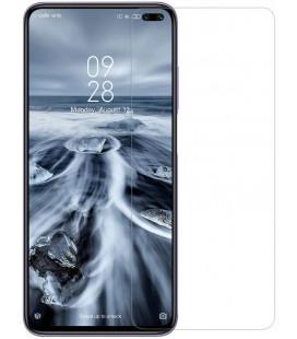 "Apsauginis grūdintas stiklas 0,2mm Xiaomi Poco X3/10T/10T Lite/10T Pro telefonui ""Nillkin Amazing H+ PRO"""