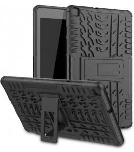 """Juodas dėklas Samsung Galaxy Tab A 8.0 2019 T290 planšetei """"Tech-Protect Armorlok"""""""