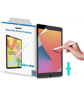 """Matinė apsauginė ekrano plėvelės Apple iPad 7/8 10.2 2019/2020 planšetei """"ESR Paper Feel"""""""