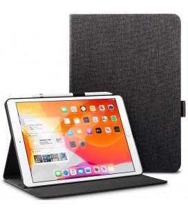"""Juodas atverčiamas dėklas Apple iPad 7/8 10.2 2019 / 2020 / 2021 planšetei """"ESR Urban Premium Folio"""""""