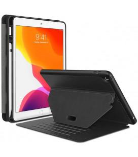 """Juodas atverčiamas dėklas Apple iPad 7/8 10.2 2019/2020 planšetei """"ESR Sentry Stand"""""""