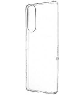 """Skaidrus dėklas Sony Xperia 5 II telefonui """"Tactical TPU Cover"""""""
