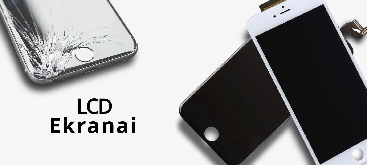 LCD ekranai telefonams